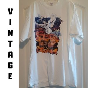 VTG 90s Kindness Beauty Project Earth XL Tee